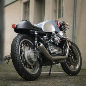 Moto Guzzi Le Mans, Cafe Racer, Custom, Moto Guzzi